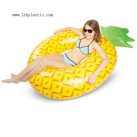 inflatable pineable swim ring