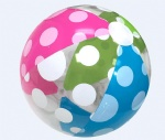inflatable colorful balls