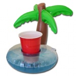 inflatable cup holder