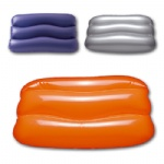 inflatable pvc pillow